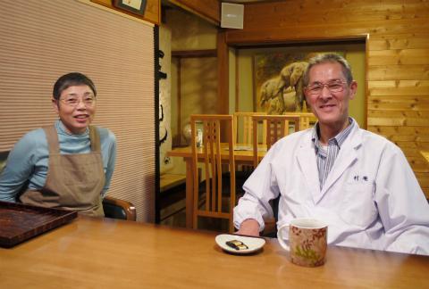 オーナー様のお蕎麦~そば処「利庵」_c0160488_23552984.jpg