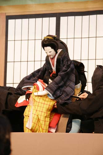 阿波人形浄瑠璃に感動しました。_f0106597_2111375.jpg