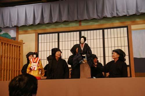 阿波人形浄瑠璃に感動しました。_f0106597_2131394.jpg