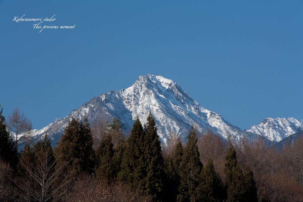 撮り納めに凛とした八ケ岳を_c0137403_18445145.jpg
