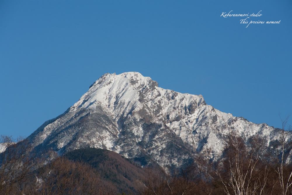 撮り納めに凛とした八ケ岳を_c0137403_1952813.jpg