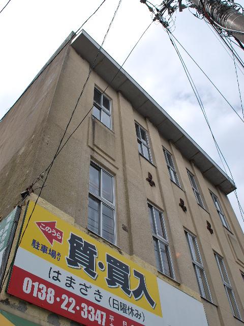 函館銀座通りレトロ建築コレクション・2011(その2)_f0142606_1118282.jpg