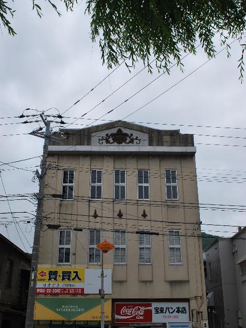 函館銀座通りレトロ建築コレクション・2011(その2)_f0142606_11191190.jpg