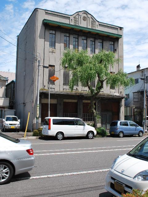 函館銀座通りレトロ建築コレクション・2011(その1)_f0142606_18125349.jpg