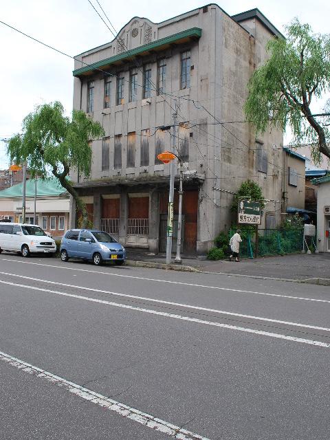 函館銀座通りレトロ建築コレクション・2011(その1)_f0142606_19233575.jpg