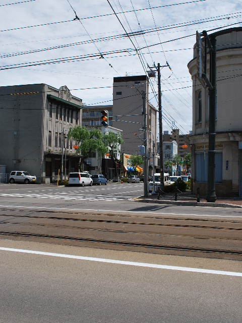 函館銀座通りレトロ建築コレクション・2011(その1)_f0142606_19392377.jpg