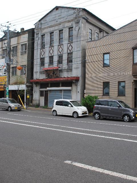 函館銀座通りレトロ建築コレクション・2011(その1)_f0142606_19514116.jpg