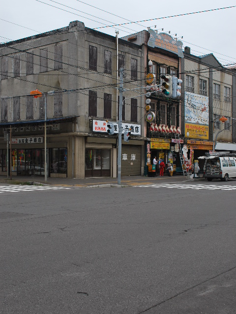 函館銀座通りレトロ建築コレクション・2011(その1)_f0142606_19531994.jpg