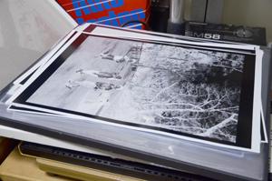 年末年始も休み無しで、DGSM Printでの暗室作業!。_b0194208_21105516.jpg