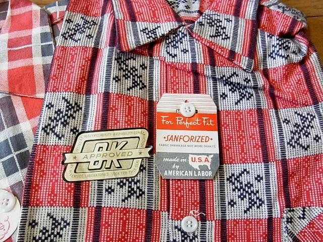 2012年1月2日入荷商品!50'S プリントネル デッドストック#1_c0144020_11251911.jpg