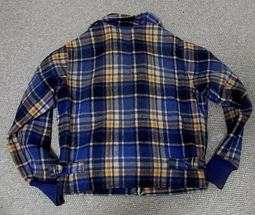 2012年1月2日入荷商品!30'S WOOL ハトメ付きSPORTSJKT_c0144020_11391898.jpg