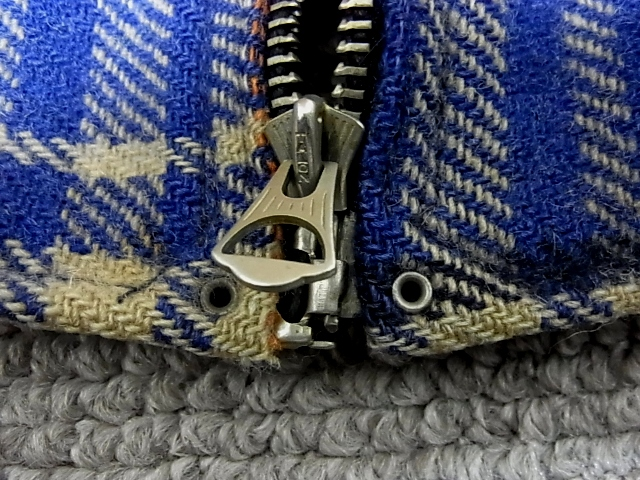 2012年1月2日入荷商品!30'S WOOL ハトメ付きSPORTSJKT_c0144020_11392614.jpg