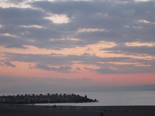 茅ヶ崎の2011年最後のアフターザサンセットです。_e0131324_1710199.jpg