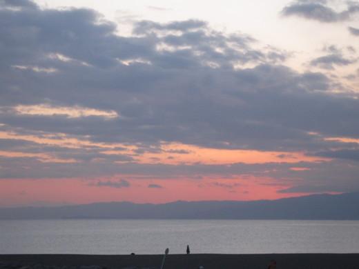 茅ヶ崎の2011年最後のアフターザサンセットです。_e0131324_17191270.jpg