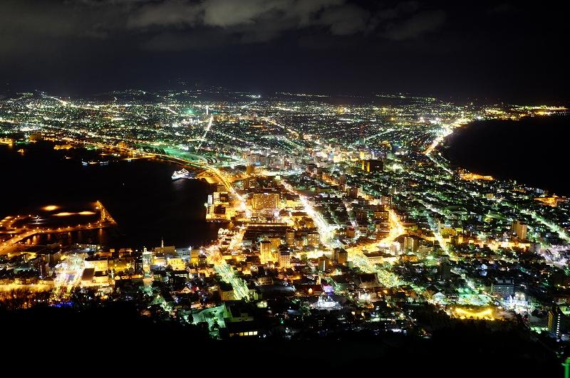 世界3大 夜景 函館_f0050534_12474577.jpg