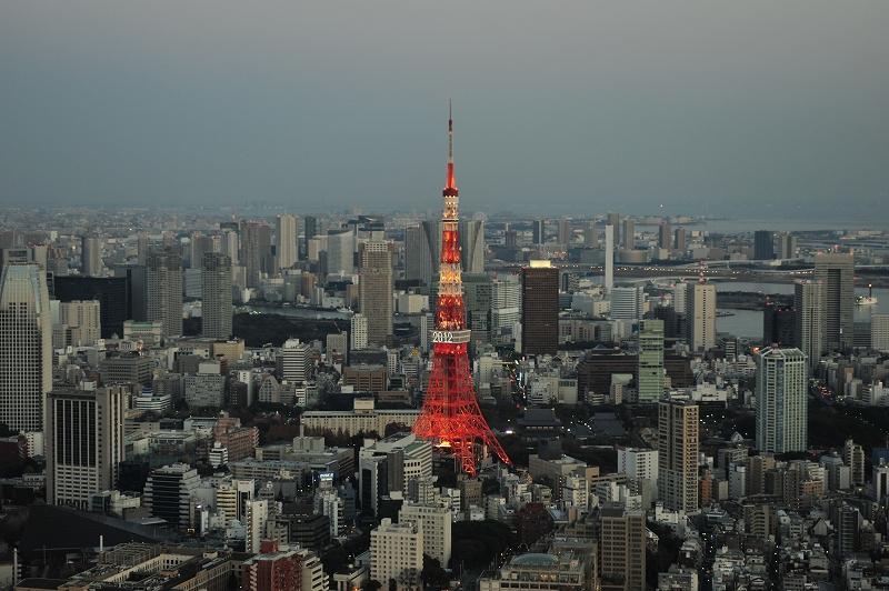 大晦日のスクープ 東京上空にUFO編隊?_f0050534_2035361.jpg