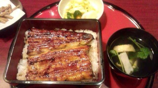 蒲田のうなぎを食べましたぁい_e0114246_10324617.jpg