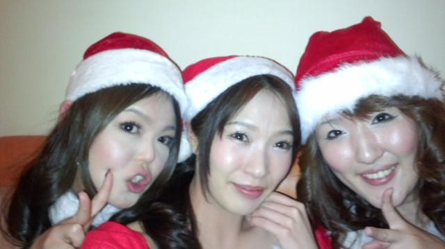サンタパーティしましたぁ_e0114246_10401834.jpg