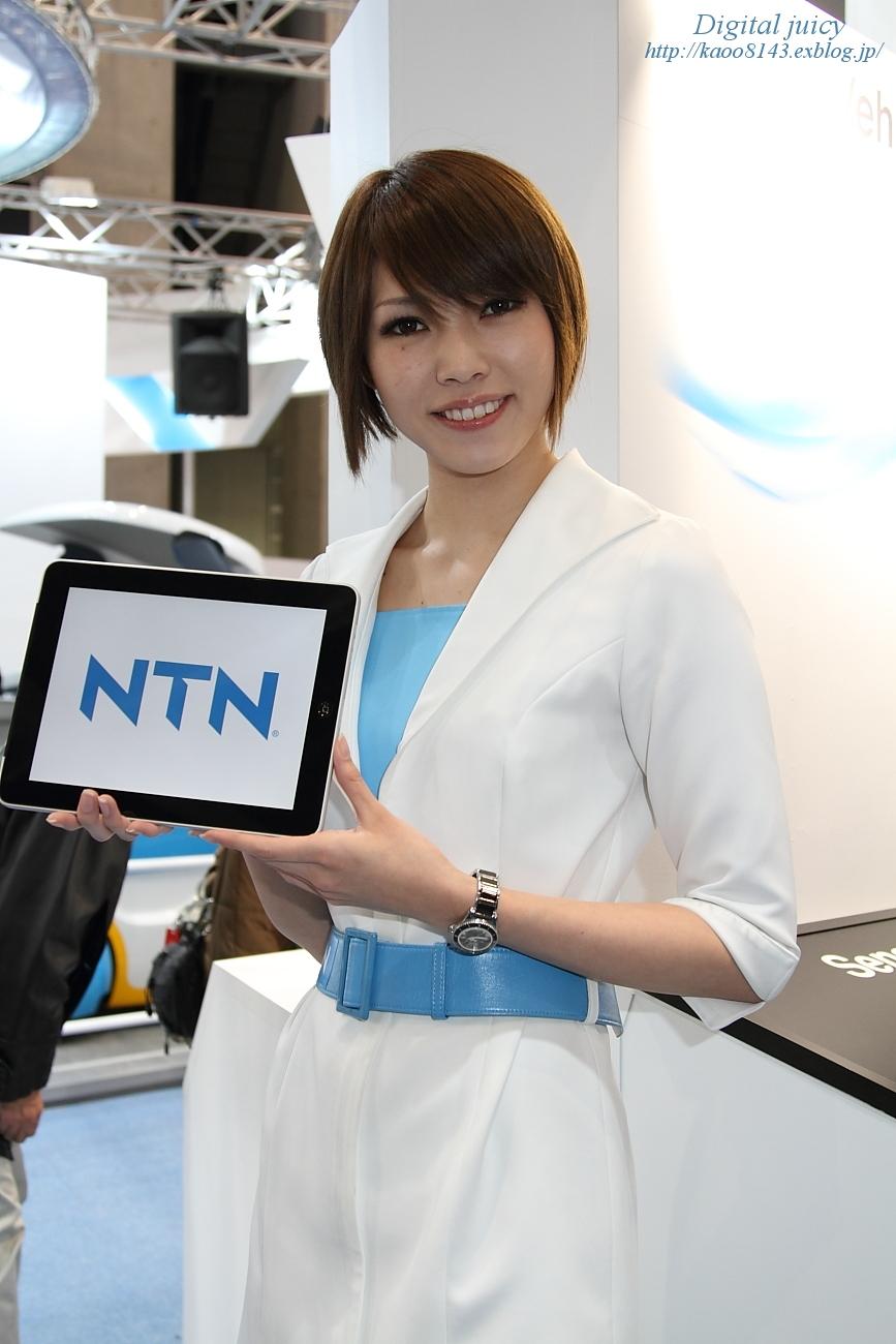長沼加奈子 さん(NTN株式会社 ブース)_c0216181_12545781.jpg
