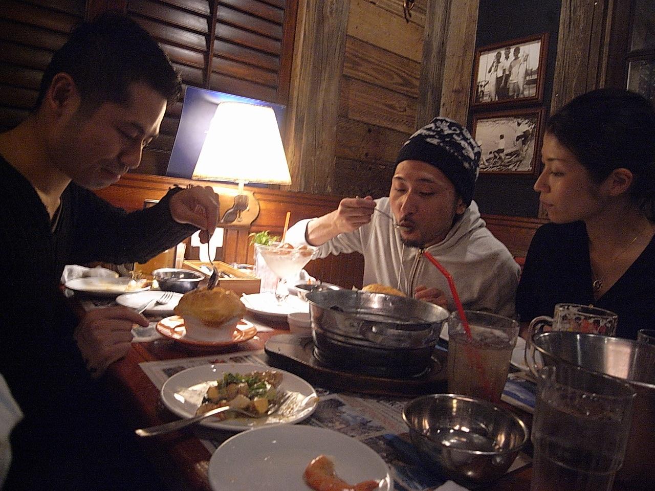 ロブスターを食べに!_e0230090_057564.jpg