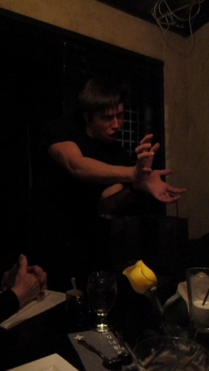 ニンジャのレストランに行って来た@NYC_d0240098_2172175.jpg