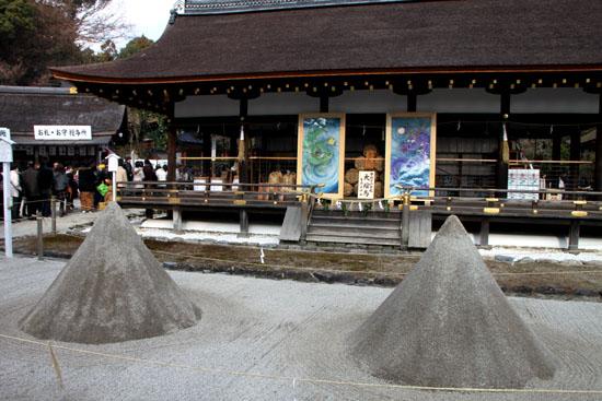 初詣 上賀茂神社_e0048413_2025133.jpg
