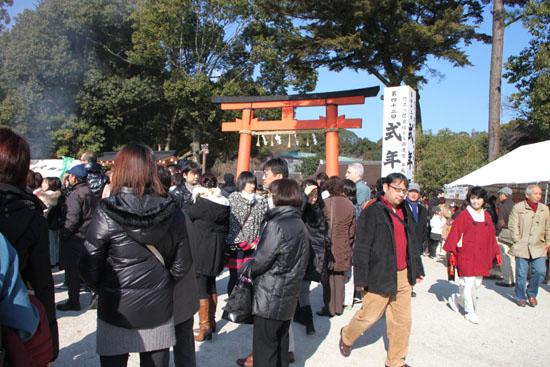 初詣 上賀茂神社_e0048413_202518.jpg