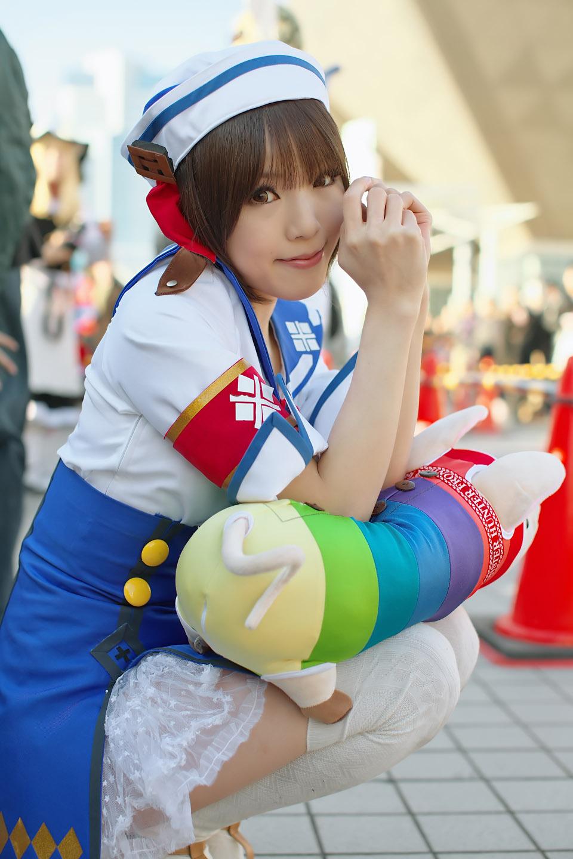 2011/12/31 コス広場屋上+となコス3日目_b0044523_152060.jpg