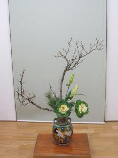 今年最後のレッスンは「私の花」_c0165824_22552557.jpg