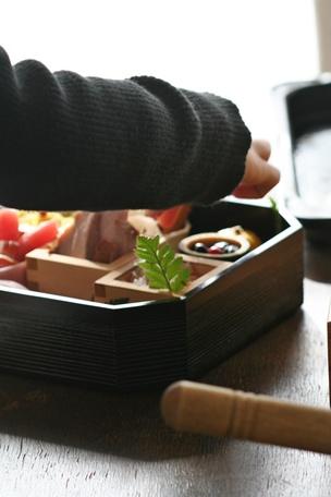 マレエモンテのおせち料理教室 重箱に詰める_b0048834_16502092.jpg