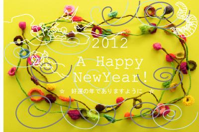 年賀状     My New Year's card_b0029036_11465470.jpg