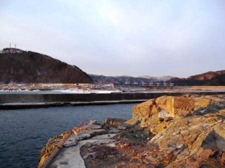 小本漁港の夜明け(元旦特集1)_b0206037_9585392.jpg