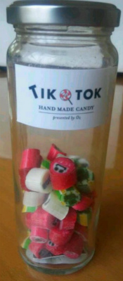 TIK TOK (用賀)にて、キャンディ作り見学。_a0213770_1429531.jpg