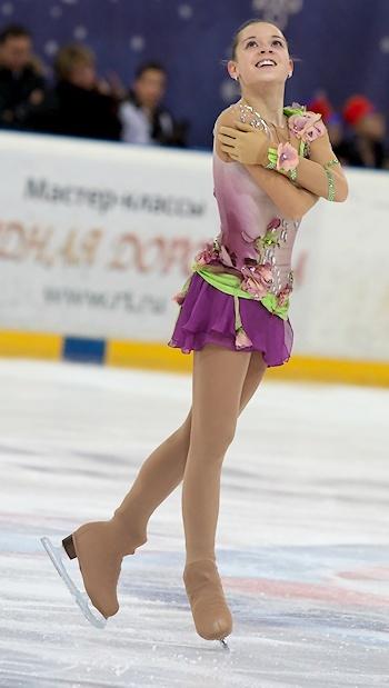 Russian Nationals Ladies Fs 31