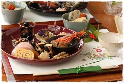 2012 ストウブで手作りおせち料理_b0165178_644475.jpg