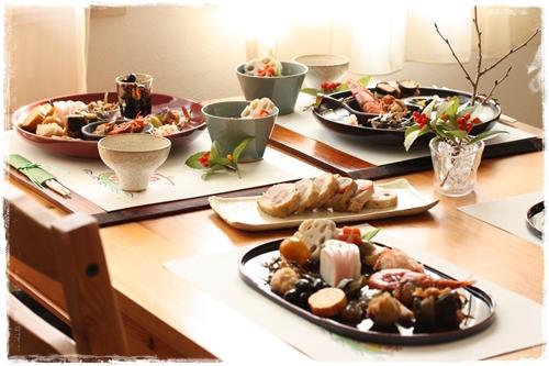 2012 ストウブで手作りおせち料理_b0165178_6561521.jpg
