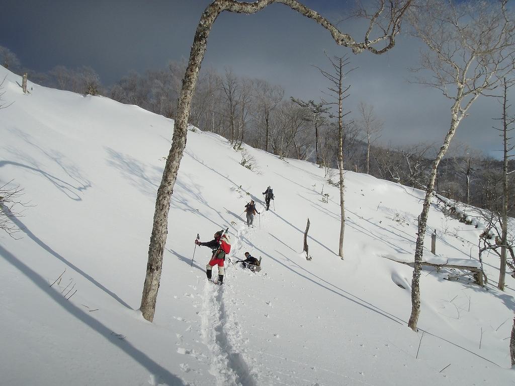 1月2日、イチャンコッペ山-その1-_f0138096_17415443.jpg