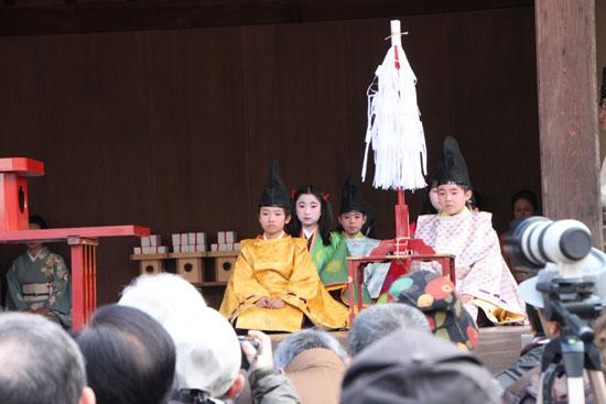 かるた始め 八坂神社_e0048413_19522568.jpg