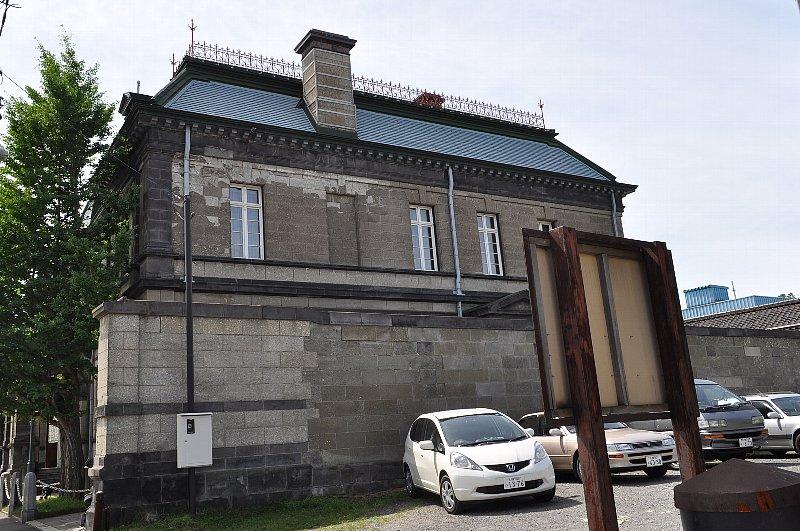 旧日本郵船小樽支店_c0112559_1742489.jpg