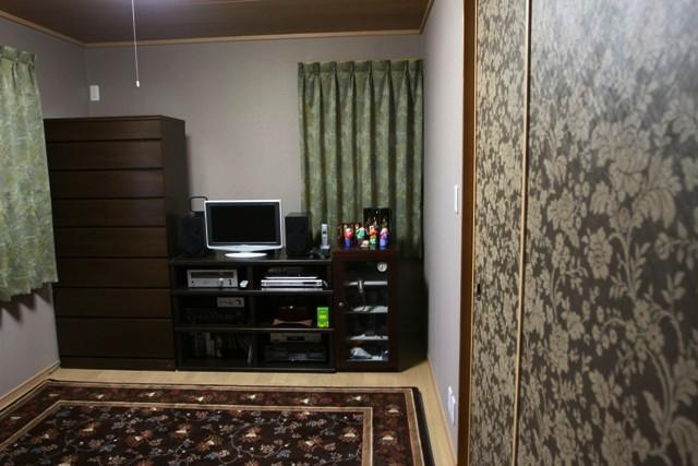 2011年12月24日   二階のお披露目 _f0229190_0582653.jpg