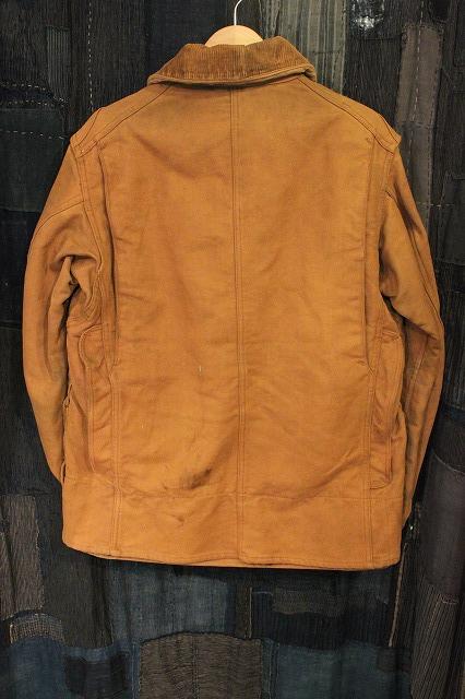 雰囲気系ハンティングジャケット!_d0121303_1321151.jpg
