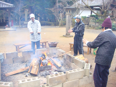 1/2丹生大師へ初詣☆_a0154110_12234311.jpg