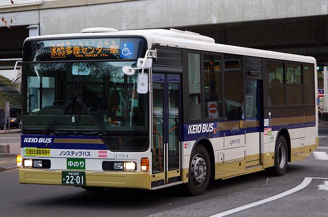 旧路線バス車両アルバム