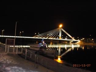 Finland ラップランド地方ロヴァニエミ_e0195766_5414226.jpg