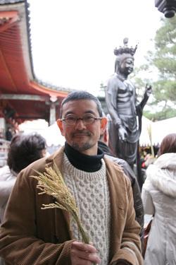 謹賀新年、六波羅蜜寺に参拝_d0021969_0221517.jpg