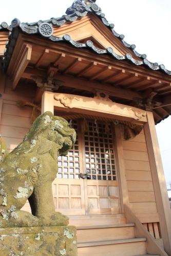 勇将・斎藤実盛を祭るお堂_f0229508_17445722.jpg