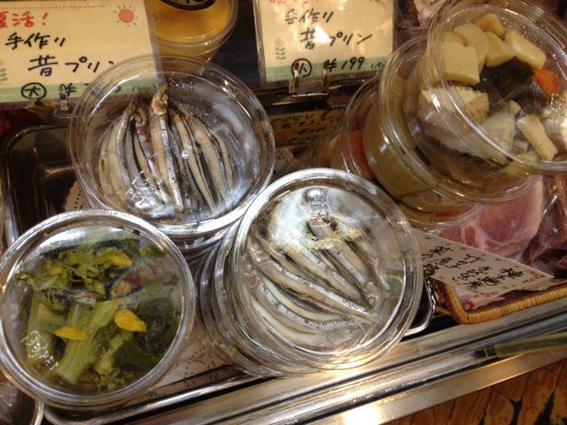 本日の手作りお惣菜は種子島のきびなご、筍煮物、菜の花和え♪_c0069047_16285618.jpg