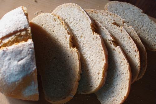 シラネ小麦全粒粉100%のカンパーニュ③_c0110869_16462333.jpg