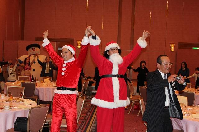 クリスマス合同例会(おまけ)_b0188483_1959737.jpg