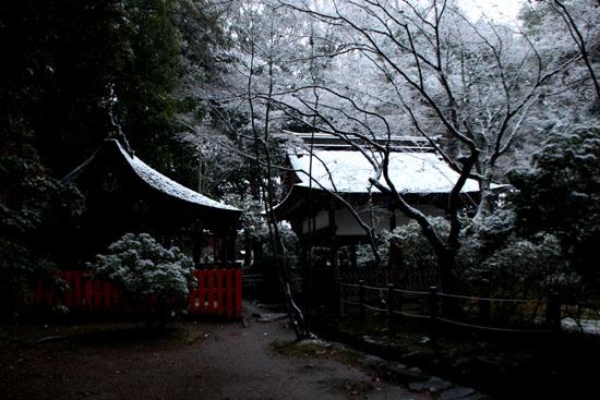 上賀茂神社 雪景色_e0048413_14573938.jpg